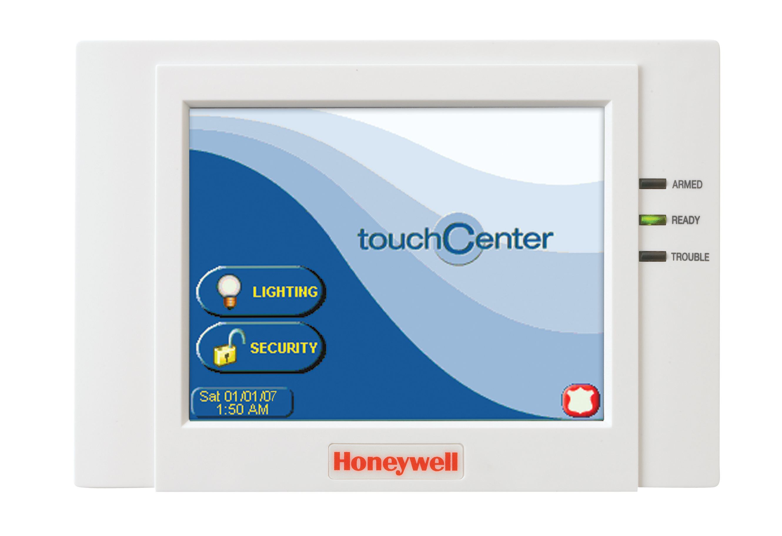Intrusion alarms dumont security honeywell 6271 touch screen with built in customizable digital picture frame jeuxipadfo Gallery
